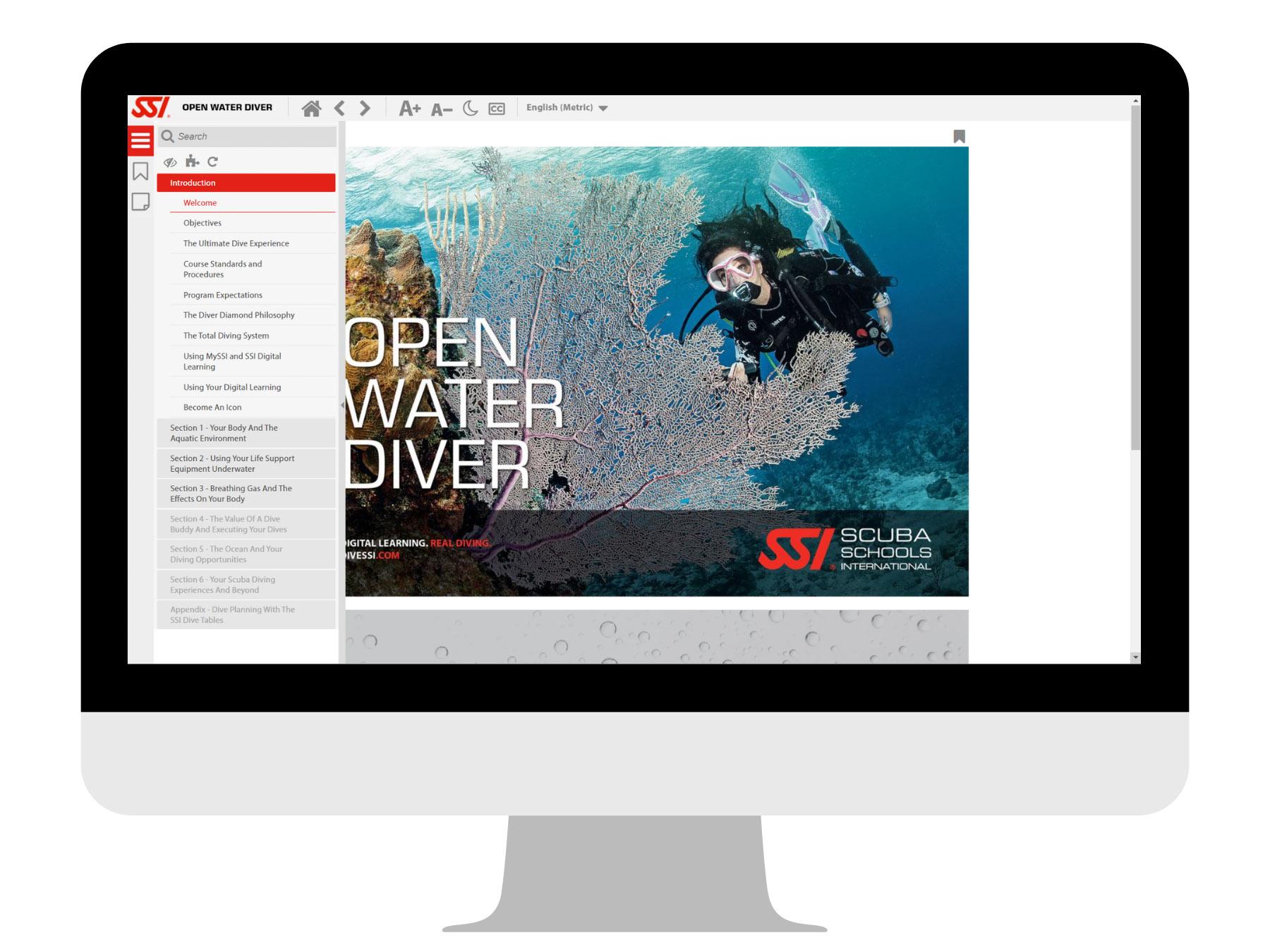 Scuba 2000 - MySSI - SSI Open Water Diver
