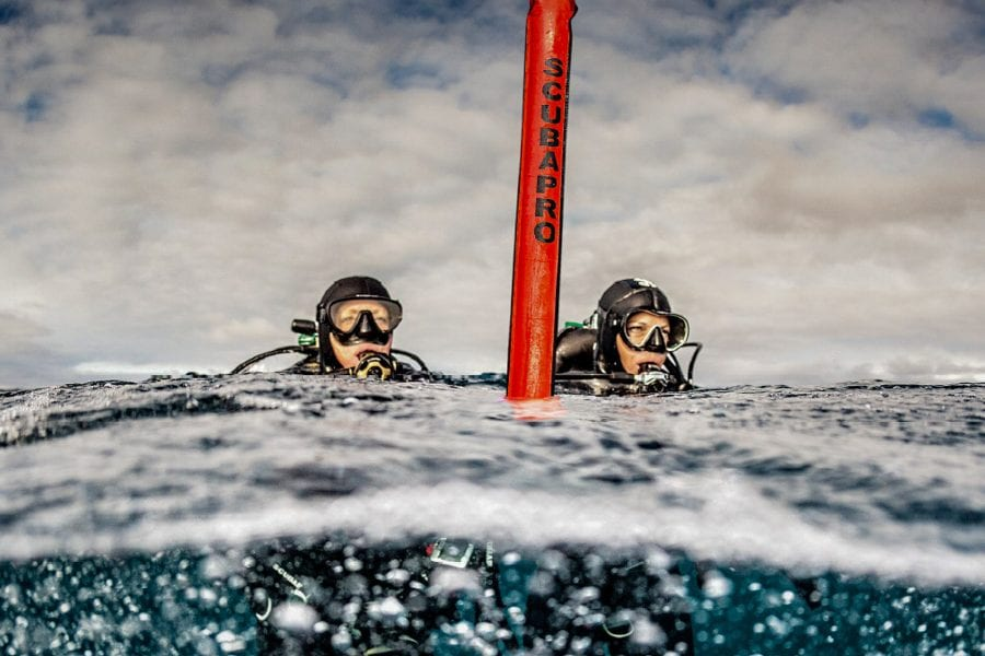Scuba 2000 - learn about safety at sea with us